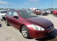 2005 HONDA ACCORD EX #1579492367