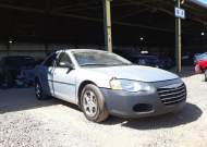 2006 CHRYSLER SEBRING #1584561517