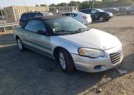 2005 CHRYSLER SEBRING TO #1585561287