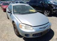2003 CHRYSLER SEBRING LX #1586559211