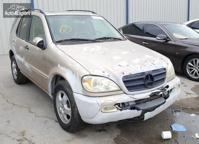 2002 MERCEDES-BENZ ML 320 #1588072127