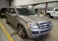 2007 MERCEDES-BENZ GL 450 4MA #1588080484