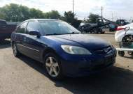 2005 HONDA CIVIC LX #1591191207