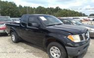 2005 NISSAN FRONTIER 2WD XE #1591972361