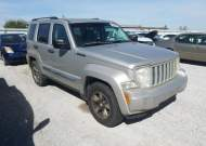 2008 JEEP LIBERTY SP #1592728327