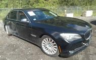 2011 BMW 7 SERIES 750LI XDRIVE #1593997704