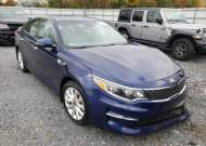 2016 KIA OPTIMA EX #1596278621