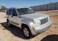 2012 JEEP LIBERTY SP #1597088604