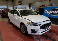 2020 FORD FUSION SEL #1600258644