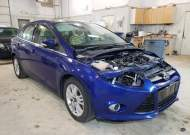 2012 FORD FOCUS SEL #1600848914