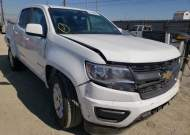 2020 CHEVROLET COLORADO L #1601022664