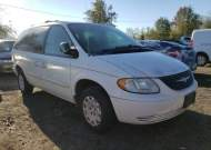 2003 CHRYSLER TOWN & COU #1606293097