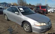 2001 HONDA ACCORD CPE EX W/LEATHER #1609245494