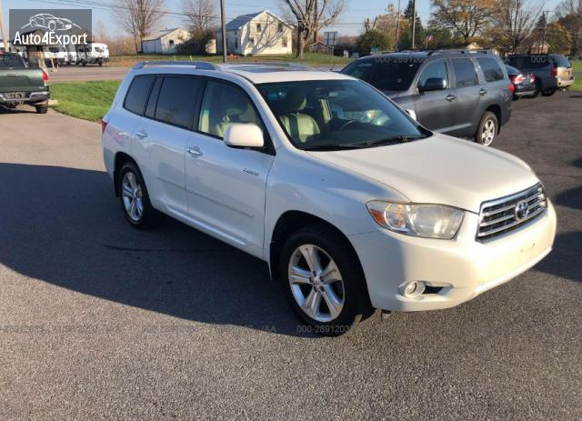 2008 TOYOTA HIGHLANDER LIMITED #1611852824