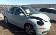 2010 VOLKSWAGEN NEW BEETLE COUPE FINAL EDITION #1611856124