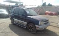 2001 CHEVROLET TRACKER LT #1612840371
