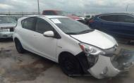 2016 TOYOTA PRIUS C ONE/TWO/THREE/FOUR #1614464244