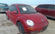 2006 VOLKSWAGEN NEW BEETLE COUPE 2.5L OPTION PACKAGE 1 #1615009844