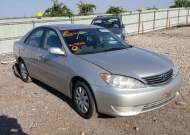 2006 TOYOTA CAMRY LE #1619173117