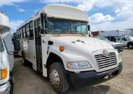 2017 BLUE BIRD SCHOOL BUS #1620903591