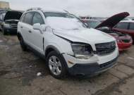 2013 CHEVROLET CAPTIVA LS #1625325287