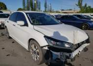 2014 HONDA ACCORD LX #1625907361