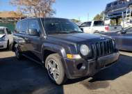 2009 JEEP PATRIOT SP #1634139854