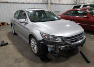 2013 HONDA ACCORD EX #1636234417