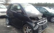 2015 SMART FORTWO PASSION/PURE #1636950937
