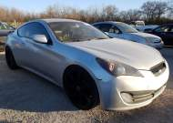 2010 HYUNDAI GENESIS CO #1637020237