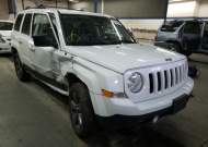2014 JEEP PATRIOT LA #1637040324