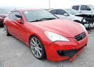 2011 HYUNDAI GENESIS CO #1637076077