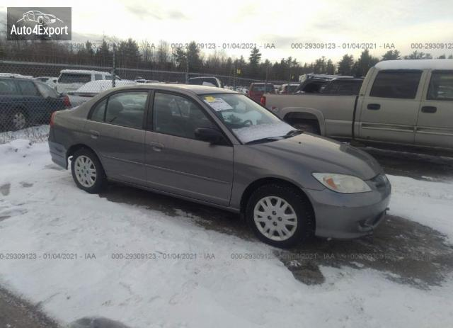 2004 HONDA CIVIC LX #1637425841