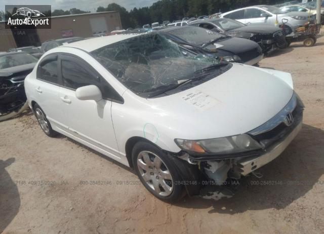 2011 HONDA CIVIC SDN LX #1637426397