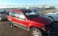 2004 JEEP GRAND CHEROKEE LAREDO #1639482644