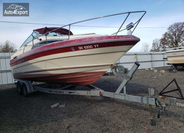 1987 SEA RAY BOAT #1640211987