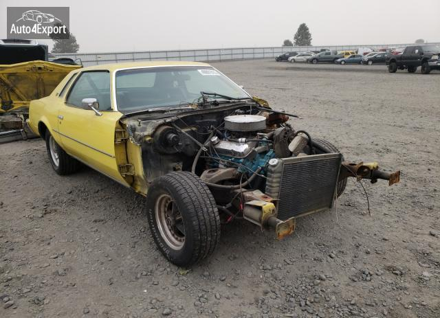1976 BUICK REGAL #1640652354