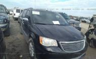2011 CHRYSLER TOWN & COUNTRY TOURING-L #1640981104