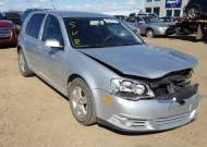 2008 VOLKSWAGEN CITY GOLF #1641212891