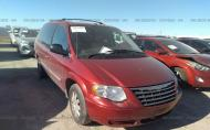 2007 CHRYSLER TOWN & COUNTRY LWB TOURING #1641477091