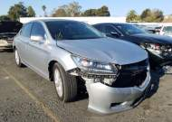 2014 HONDA ACCORD EXL #1643171504