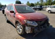 2016 NISSAN ROGUE S #1644754294
