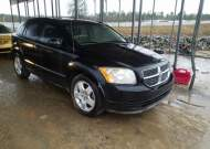 2009 DODGE CALIBER SX #1650093634