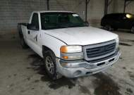 2005 GMC NEW SIERRA #1650241394