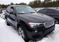 2017 BMW X3 SDRIVE2 #1651736171