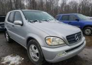 2005 MERCEDES-BENZ ML 350 #1652261671