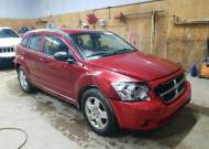 2008 DODGE CALIBER SX #1655601944
