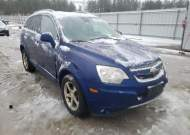 2013 CHEVROLET CAPTIVA LT #1657345057