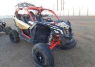 2017 CAN-AM MAVERICK X #1657388171