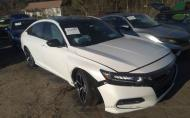 2018 HONDA ACCORD SEDAN SPORT 2.0T #1657753387